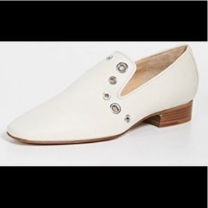 Womens rag and bone loafers